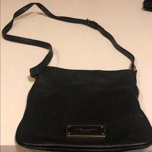 Marc Jacobs Black Crossbody Handbag